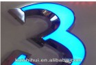 High Quality LED Front Illuminated Channel Letters Signs