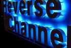 Building Sign 3D Front Lit Channel Letter with Acrylic Face