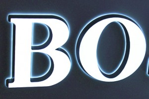 Good Quality Channel Letter Front Lit