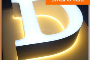 LED Sign Logo for Advertisement