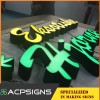 Metal LED Letters and Signs, Illuminated Letters Made in China