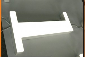 Differnt Kinds of LED Letters Lighted Mini LED Channel Letters
