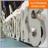 Eye-Catching Lighted Alphabet Store Front LED Sign Letters