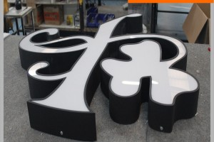 High Quality Lighting China Designer LED Letter