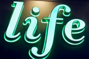 Led Front Letters Acrylic 3D Led Illuminated Letters Shop Sign Electronic Signs