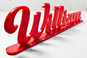company signs office signs Led Acrylic Light Channel Letters Outdoor 3D  acrylic letter sign