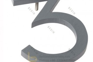 Factory Wholesale Hot Sale Metal Letter For Company Channel Sign