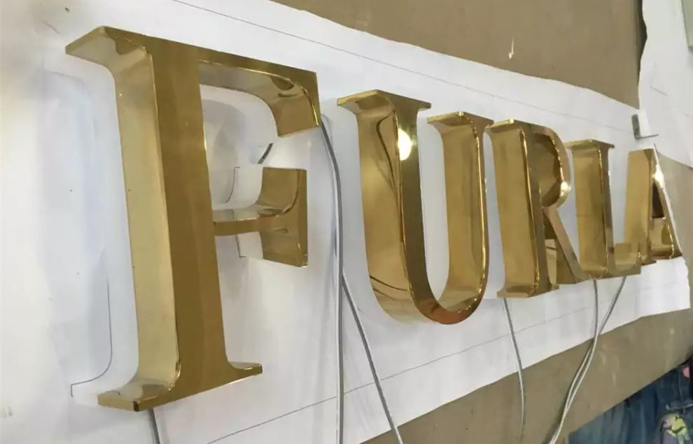 how to make 3d illuminated letters