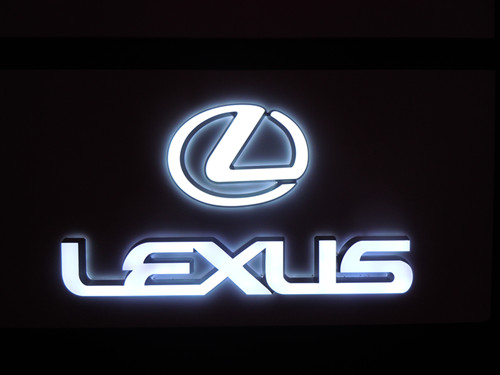 Advertising LED Custom Metal Letter Signs