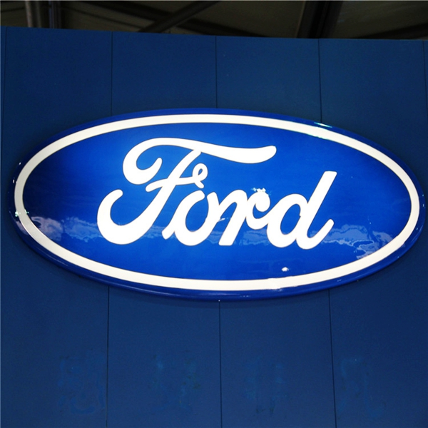 High Quality Car Sign with LED Light Box