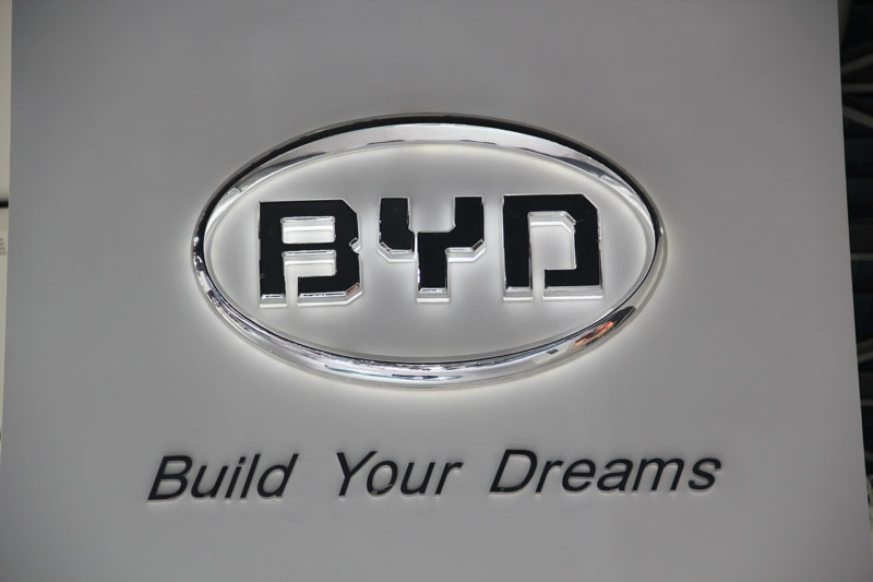 Auto Showroom Sign Acrylic Vacuum Forming Car Sign