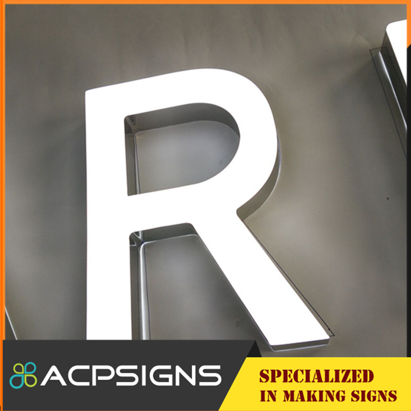 Advertising Business Acrylic Letter