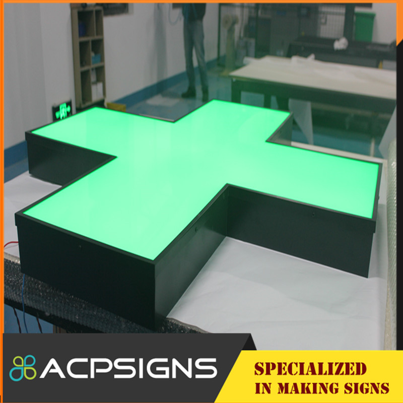 Outdoor Waterproof Face Acrylic LED Letter