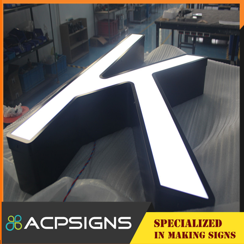 Eye-Catching Front Light Channel Letter Made in China