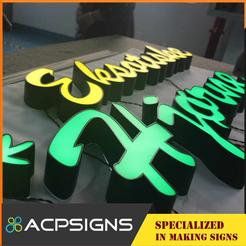 Decorative Alphabet Letters with High Quality