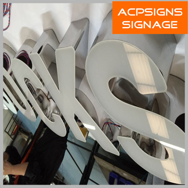 Electrical Advertising Sign Letter with Special Design