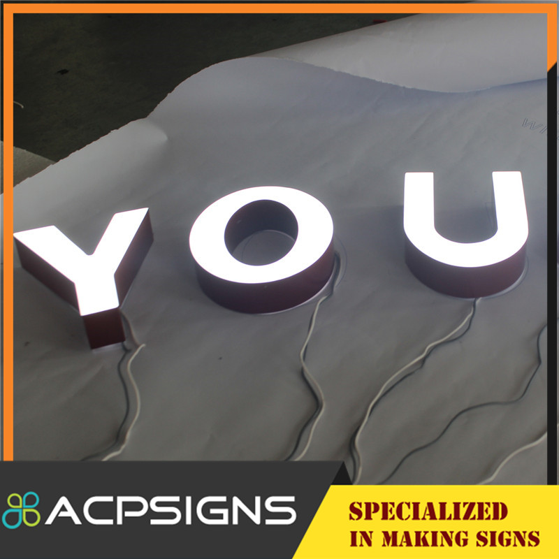 LED Superlight Channel Letters with Good Design