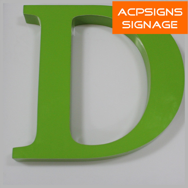 Outstanding Promotion Acrylic Signage