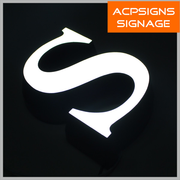 Multi-Type Design Professional LED Sign Letters