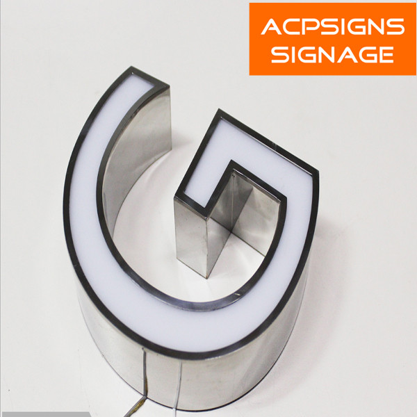 Used Outdoor Digital LED Front Light Signs