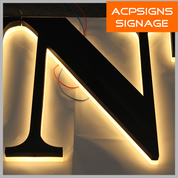 Lighted Letter Signs / Light Channel Letter