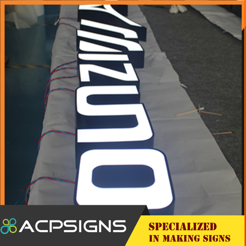 Custom Design LED Channel Letter Signage