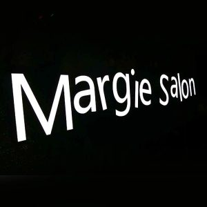 Barber Shop LED Signs Signboard Letters Outdoor Led Light for Sign Board Hair Salon Sign Board