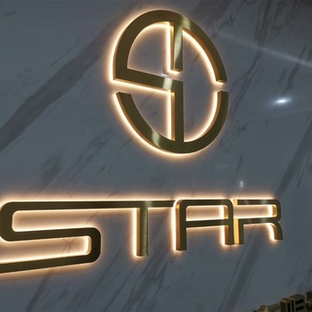 Retail led electronic signs led sign coffee led backlit channel letter