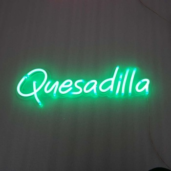 Chinese outdoor LED neon sign color changing plastic flex neon sign outdoor neon signs