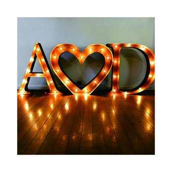 guangdong advertising board aluminum frame display frame advertising led light letters box