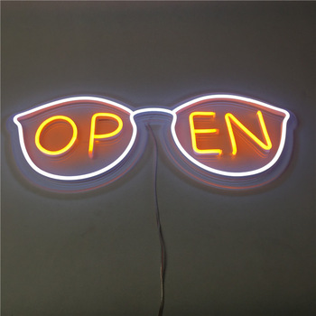 Wall-mounted Custom Neon Sign Letters Led Neon Sign Light