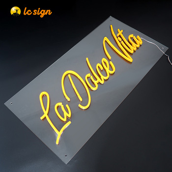 real estate neon sign 2017 glass tube all color