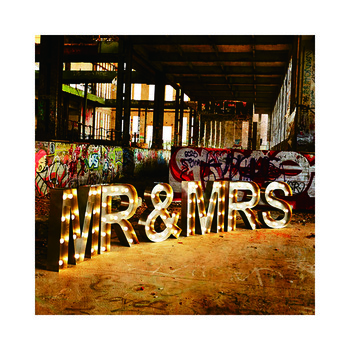 LOVE decor led light outdoor large led letters love marquee sign