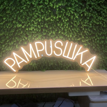 Wedding decoration Outdoor Acrylic Custom Neon Sign Letters Led Neon Sign