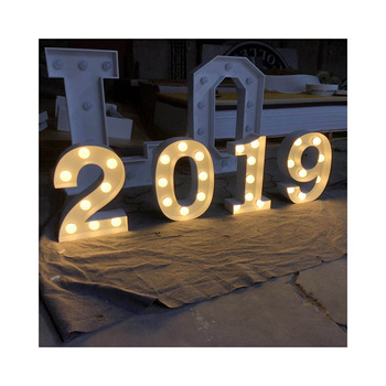 Hot Selling Custom led MR MRS LOVE PARTY DANCE Marquee Signs Led Light Word Sign