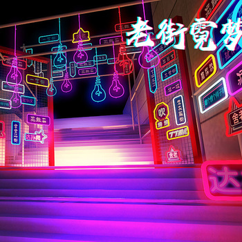 for shop decoration acrylic open sign led flex neon signs small