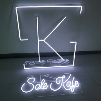 wholesale color changing led neon sign flexible led neon flex accessories color changing led neon sign