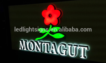 Different style colorful acrylic led sign board toilet sign led menu board/menu light box/restaurant light box signs in frontlit