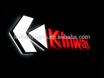 New style front side lit acrylic led sign board alphabet letters with love heart letters alphabet decorative for store