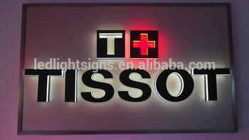 Decorative LED lighted up acrylic open closed sign arrow sign board auto sign for chain store shop indoor advertising
