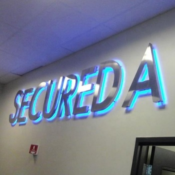Outdoor 3d illuminated advertising sign board letter led alphabet channel letter