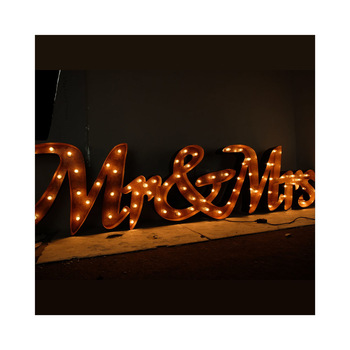 High quality china led marquee letters love signs wedding centre pieces decorations love marquee signs
