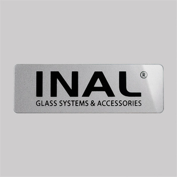 Factory lower price etching engraved brass nameplate for many pace use