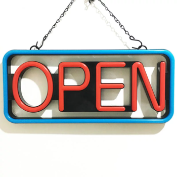 Hign Quality neon signs acrylic open sign