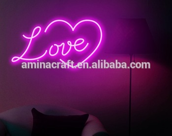 Amina Craft Acrylic Neon Sign LED Cafe Neon Bar and Beer Sign