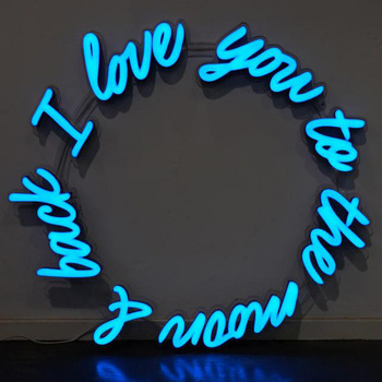 New design flex acrylic neon sign led decorative neon sign for retail shop