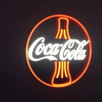 large restaurant light sign custom neon led sign