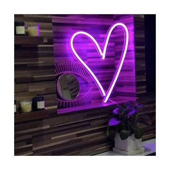 Koncept Letters Words Led Neon Sign OEM unbreakable high quality led neon sign