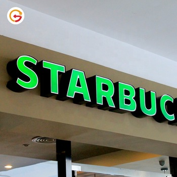 JAGUARSIGN Manufacturer Custom Waterproof Led Illuminated Outdoor Light Channel Letters Sings Store Front Led Signs