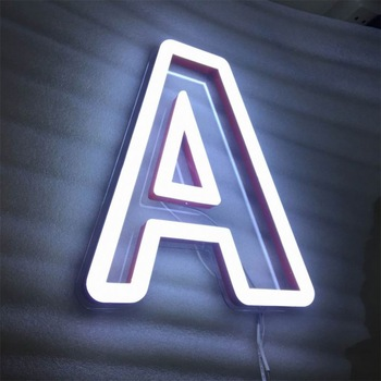 Gold Supplier Front Light Electronic Shop Led Neon Sign